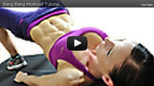 Fitness Video: Bang Bang Workout Tutorial