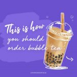 Bubble Tea Contains More Sugar Than You Think